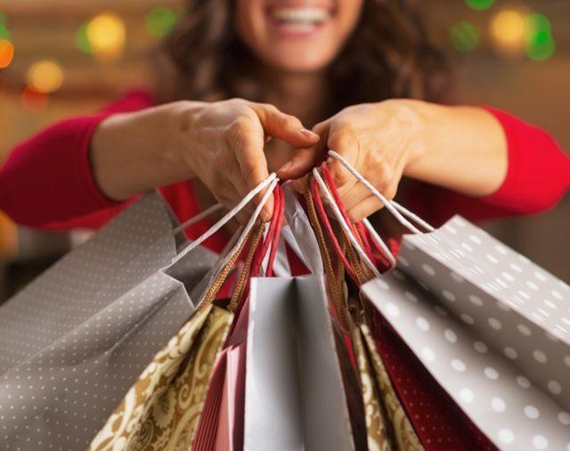 Compras Navideñas: ¿Física o Electrónica?